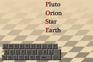 益智打字游戏(要求懂英文)